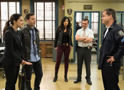 Watch Brooklyn Nine-Nine Season 4 Episode 11 Online