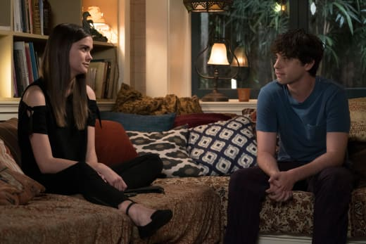 Dating Advice - The Fosters Season 5 Episode 3