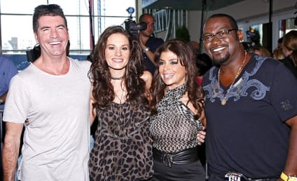 First Look: Kara Dioguardi, American Idol Judges!