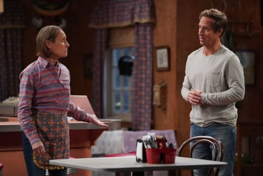 Neville Helps Jackie - The Conners