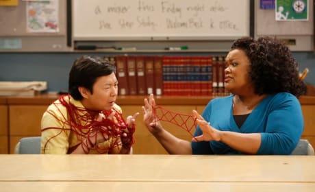 Shirley and Chang