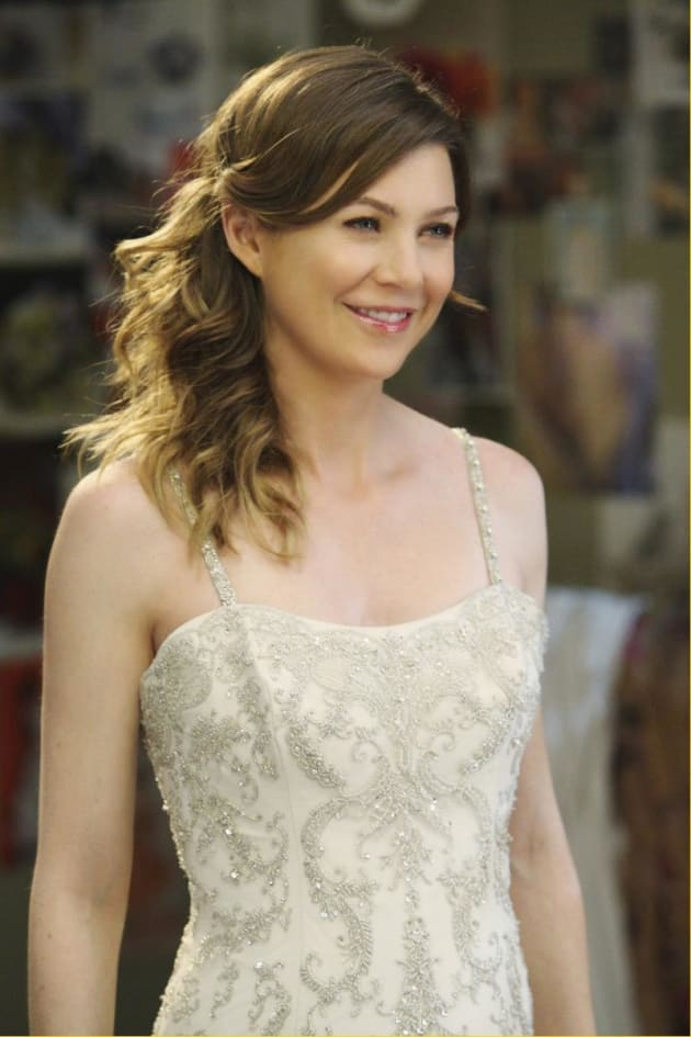 Meredith's Dress