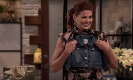 Will & Grace Final Season Promo: Grace is Pregnant!