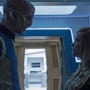 Kelpian and Cadet - Star Trek: Discovery Season 1 Episode 11
