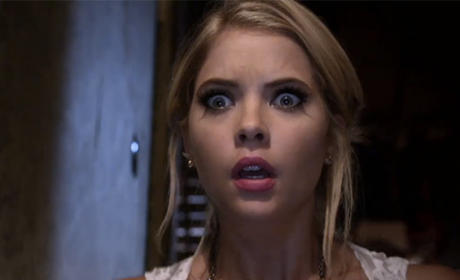 Festive Face - Pretty Little Liars Season 5 Episode 13