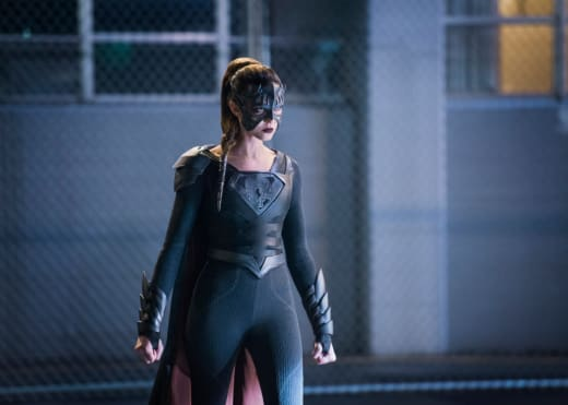 Reign - Supergirl Season 3 Episode 10