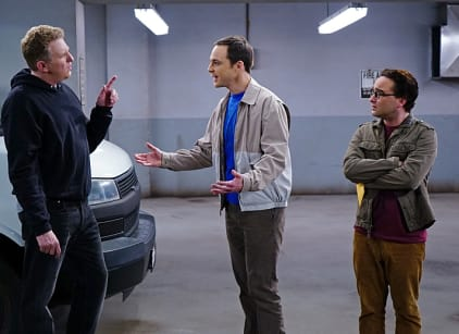 Watch The Big Bang Theory Season 9 Episode 6 Online