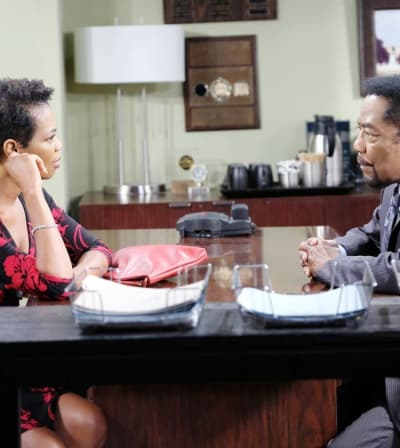 Who's Being Selfish? - Days of Our Lives