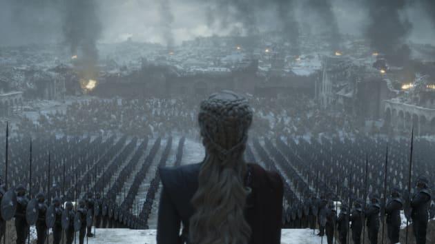 All Hail the Queen - Game of Thrones Season 8 Episode 6