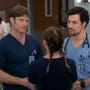 The Boys Love Mer - Grey's Anatomy Season 15 Episode 9