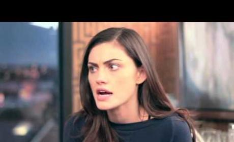 Phoebe Tonkin Talks Haylijah and Jayley