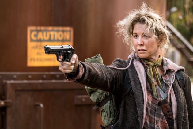 Welcome Naomi - Fear the Walking Dead Season 4 Episode 2