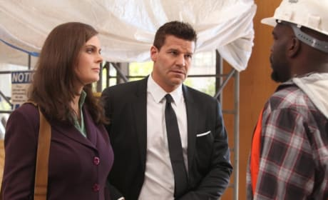 Agent Booth, Dr. Brennan