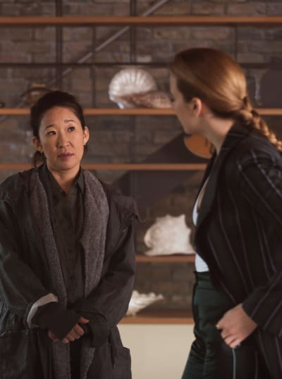Villanelle is Annoyed - Killing Eve Season 2 Episode 6