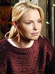 Izzie Stevens: Perpetual Mourning?