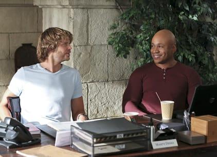 Watch NCIS: Los Angeles Season 7 Episode 2 Online