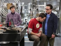 The Big Bang Theory Season 10 Episode 3
