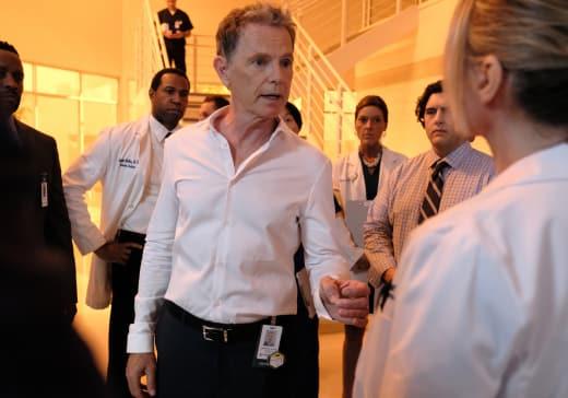 Running a Tight Ship - The Resident Season 2 Episode 1