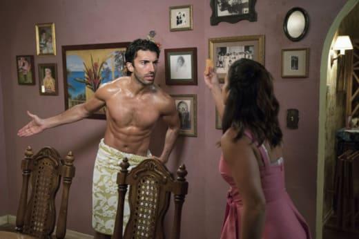 Jane the Virgin Rafael  Season 4 Episode 1