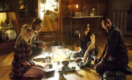The Magicians Renewed for Season 2 by Syfy