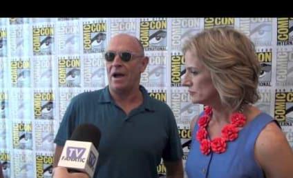 Corbin Bernsen and Kirsten Nelson Tease Character Retirements, Psych Season 8
