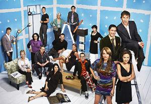 Top Design Cast