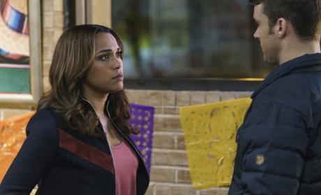 Dawson Waits - Chicago Fire Season 5 Episode 9