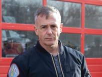 Herrmann outside - Chicago Fire Season 8 Episode 19