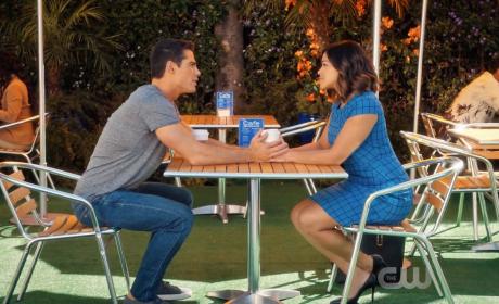 Jane and Fabian - Jane the Virgin Season 3 Episode 16