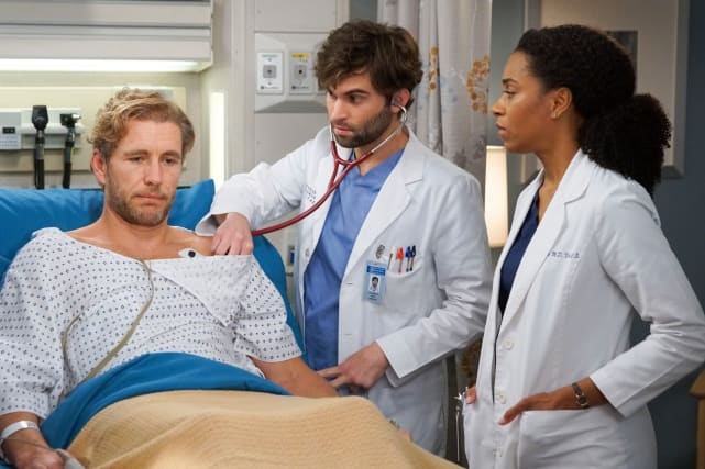 What's the Prognosis? - Grey's Anatomy Season 15 Episode 23