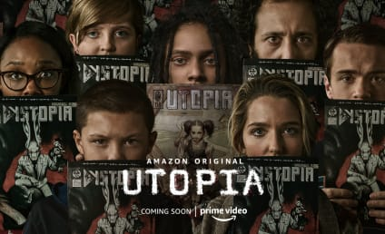 Utopia Gets September Premiere Date on Amazon Prime