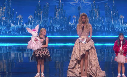 TV Ratings Report: America's Got Talent Goes Out High