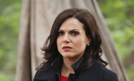 Regina Looks On - Once Upon a Time