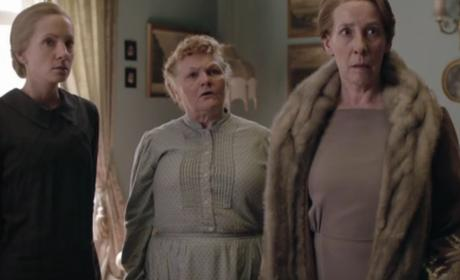 Wedding Issues - Downton Abbey