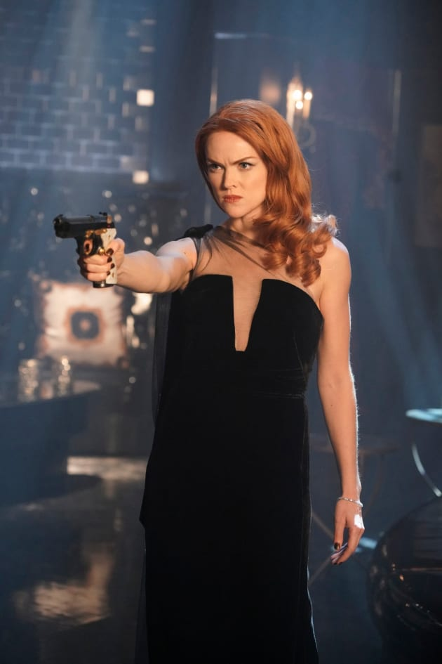 Reformed Barbara - Gotham Season 5 Episode 12