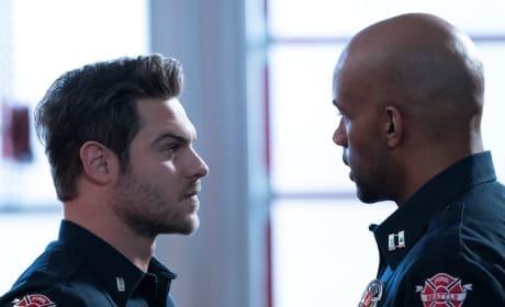 Confrontation - Station 19 Season 2 Episode 7