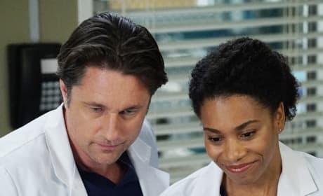 Playing Parents - Grey's Anatomy Season 13 Episode 14
