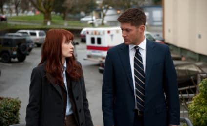 Supernatural Picture Preview: She's Back!