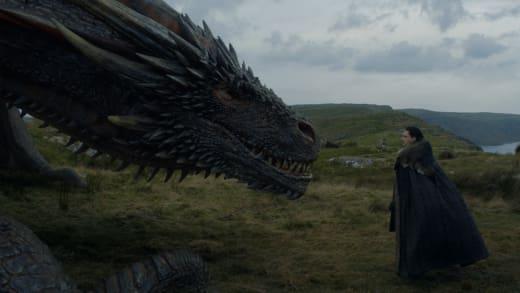 A Bastard No More - Game of Thrones