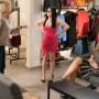 Alex Shopping - Modern Family Season 10 Episode 8