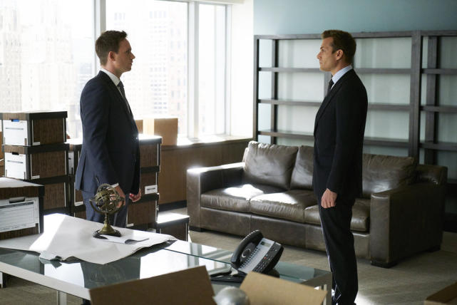 This Is Empty - Suits Season 7 Episode 1
