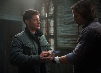 Watch Supernatural Season 8 Episode 23 Online