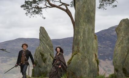 Starz Sets Outlander Return Date