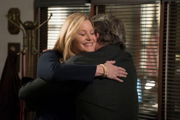 Julia Has Close Ties to the Precinct - Shades of Blue Season 2 Episode 1