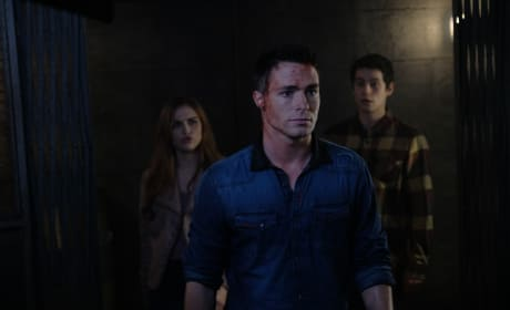Pack Reunion - Teen Wolf Season 6 Episode 20