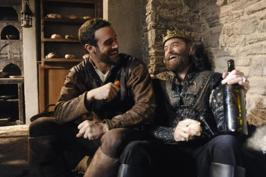 King Richard's Help - Galavant