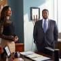 Jessica & Zane - Suits Season 5 Episode 4