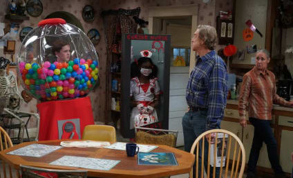 The Conners Season 3 Episode 7 Review: Halloween and The Election vs. The Pandemic