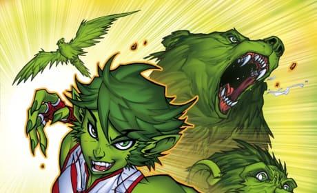 Beast Boy Titans