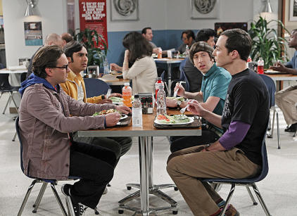 Watch The Big Bang Theory Season 7 Episode 20 Online